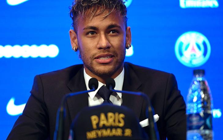 内马尔:金钱不是我加盟PSG的原因,法甲也有挑战性