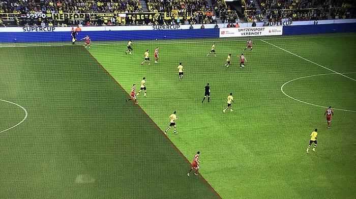 德国足协:拜仁的进球没有越位,不过视频裁判出现技术问题