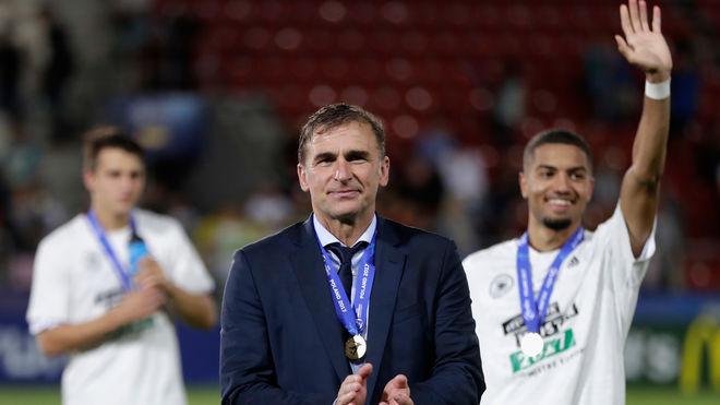 官方:德国足协与U21冠军主帅续约三年