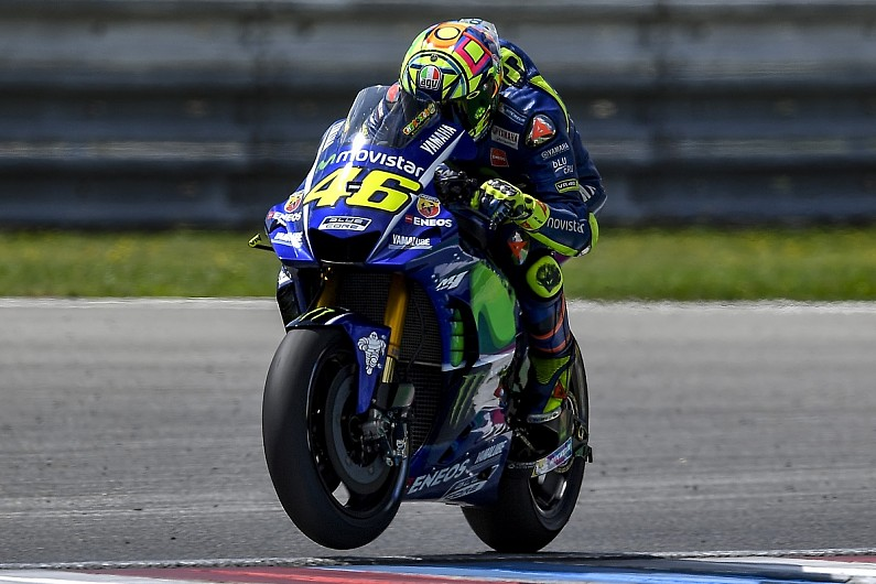 [MotoGP]罗西:把握雨站换车的时机并不是我的强项