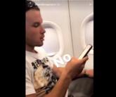 """TNT发布帕森斯在飞机上""""骚扰""""格里芬的视频"""