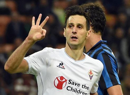天空体育:米兰加速佛罗伦萨前锋卡利尼奇的转会运作