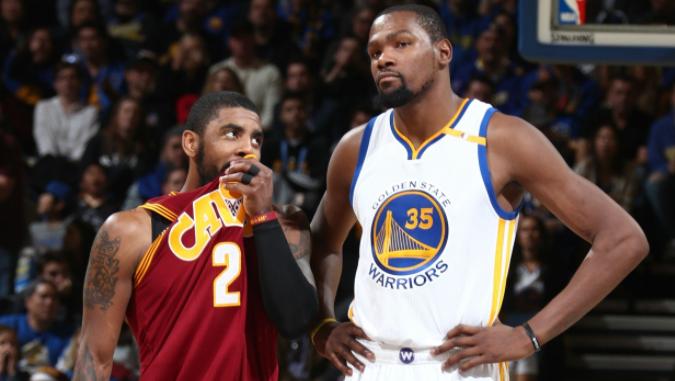 杜蘭特:歐文尋求交易在NBA是很普通的事情