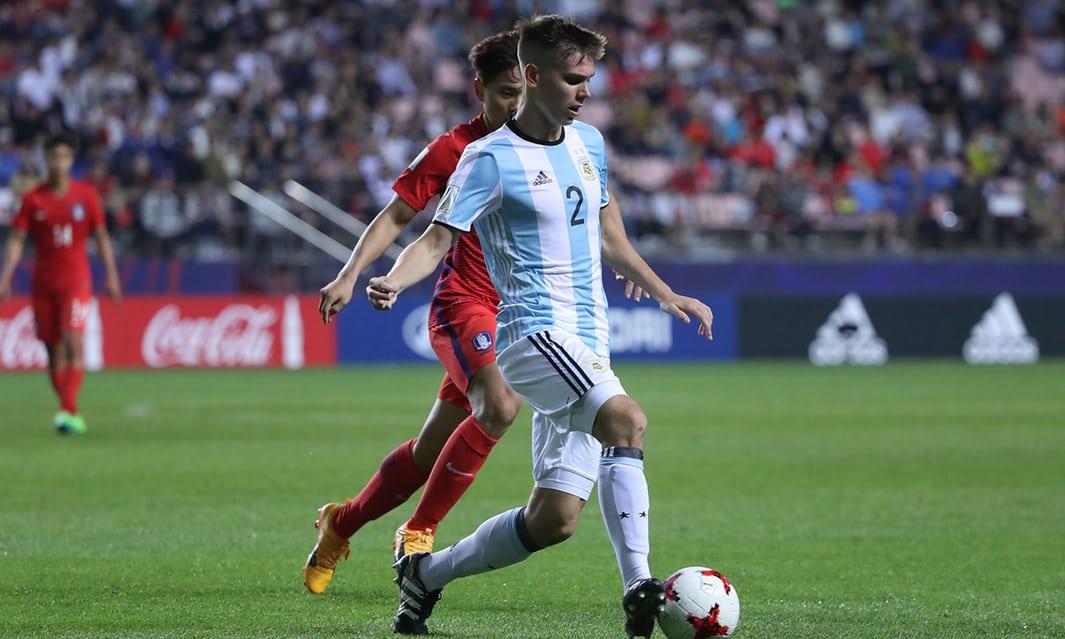 卫报:热刺有意引进阿根廷年轻中卫弗伊斯
