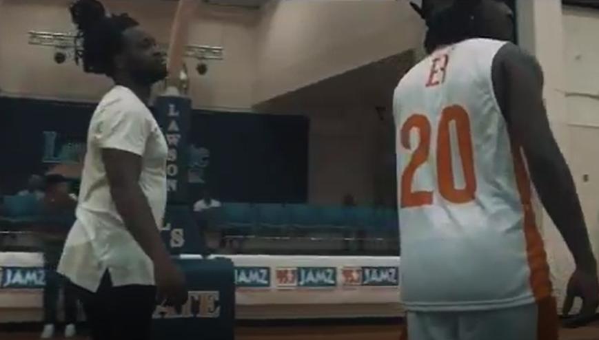 佈萊索轉發說唱歌手的視頻:他想來NBA打球!