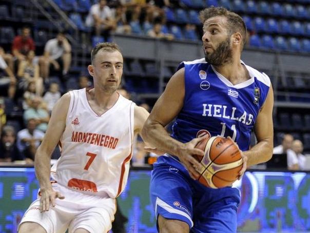 希臘88-84勝英國,卡拉希斯得到9分7助攻
