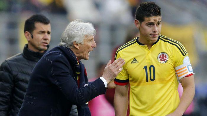 拜仁不给哈梅斯放行,哥伦比亚主帅亲赴慕尼黑谈判