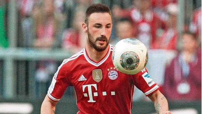 队报:汉堡同前拜仁慕尼黑后卫孔滕托达成一致