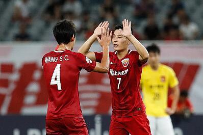 亚冠1/4决赛首回合最佳阵容:武磊、王燊超入选