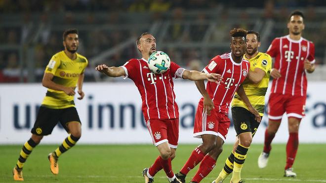 德甲第7-14轮赛程:拜仁连战莱比锡多特蒙德