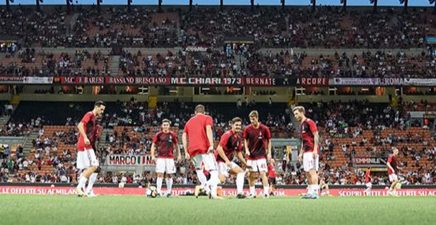 官方:AC米兰公布欧联杯参赛大名单