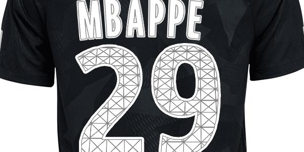 巴黎官方宣布姆巴佩本赛季球衣号码为29号