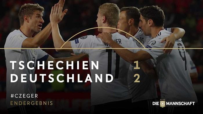 德国队近31年来首次在首发中派出两名门兴球员