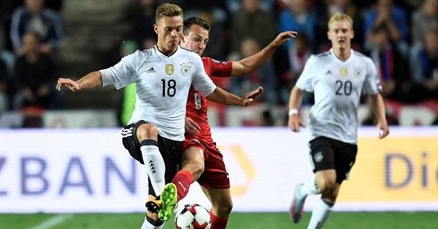 世预赛:维尔纳闪击胡梅尔斯绝杀,德国客场2-1捷克