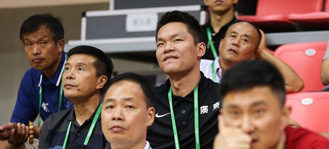 朱芳雨:半决赛前已经在想着怎么打决赛了