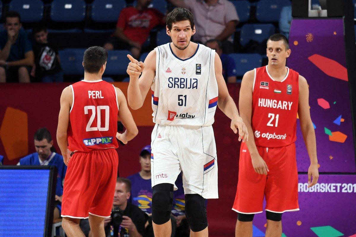 塞尔维亚教练:享受与队伍在一起的每一刻时光
