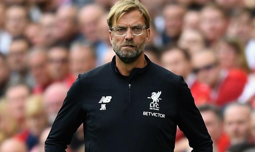 克洛普:负于曼城的比赛有很多东西值得利物浦学习