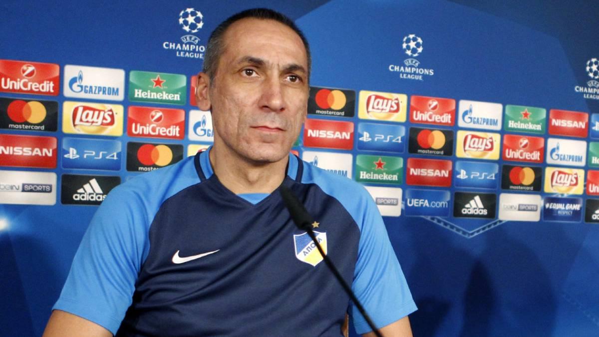 希腊人竞技主帅:现代足球已经见证了很多惊人的结果