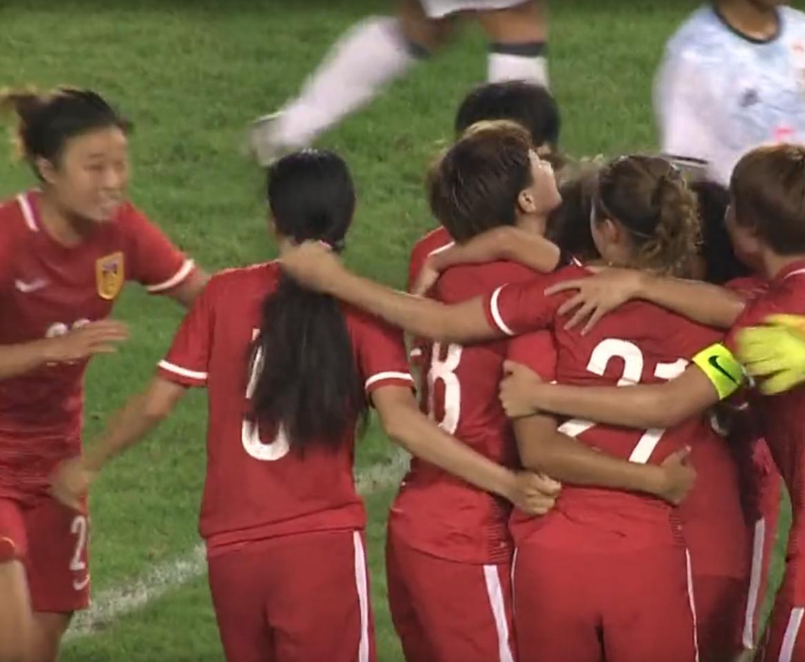 补时进球!U19女足1-1日本,获青年女足四国赛亚军