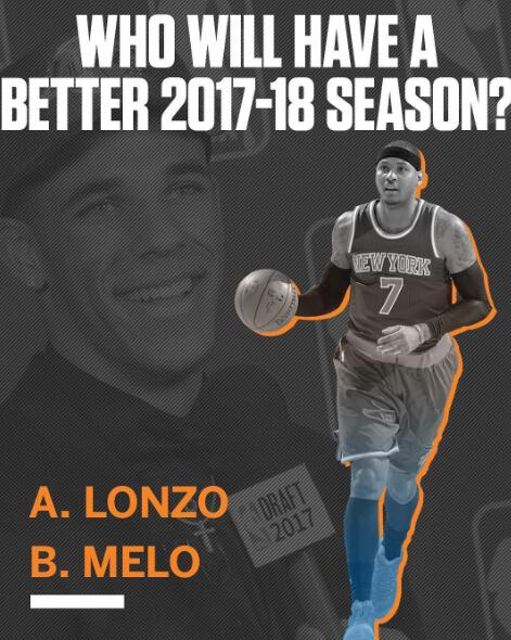 媒体发问:鲍尔和安东尼谁新赛季的表现会更出色