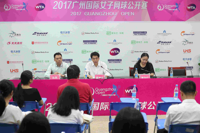 广网公开赛本周末开打 众名将再汇奥体