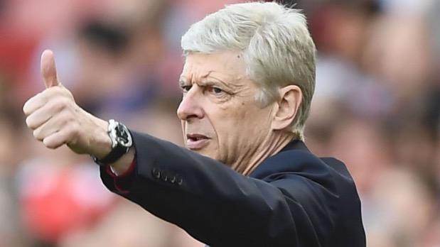 温格:期待阿森纳在对阵切尔西时展现斗志