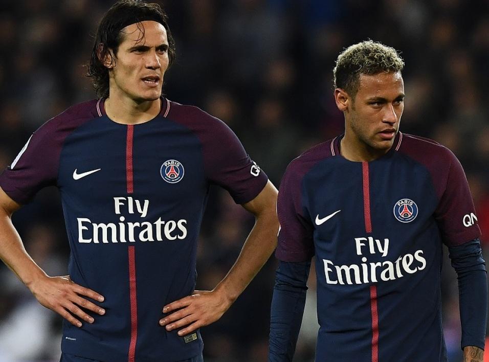 前巴黎前锋:卡瓦尼更需要的是内马尔给他的传球和支持