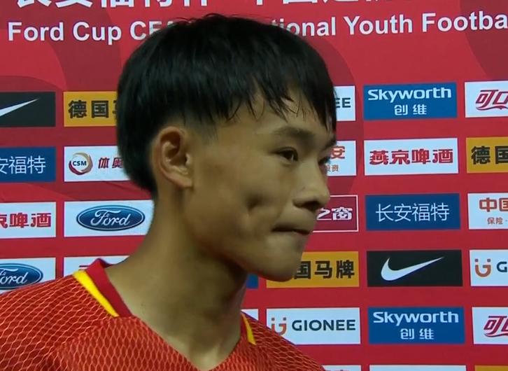 刘若钒:在高原拼尽全力,下场比赛有信心胜利