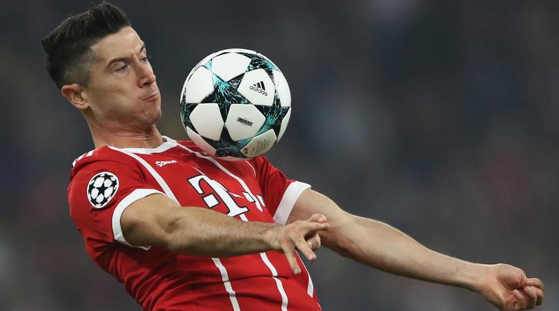 莱万:在慕尼黑很开心,我和拜仁还有长约在身