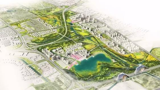 规划获批!上海上港新主场将坐落于浦东张家浜