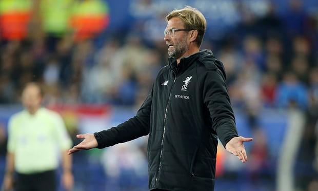 克洛普:利物浦今日比赛中的丢球让人看得想吐