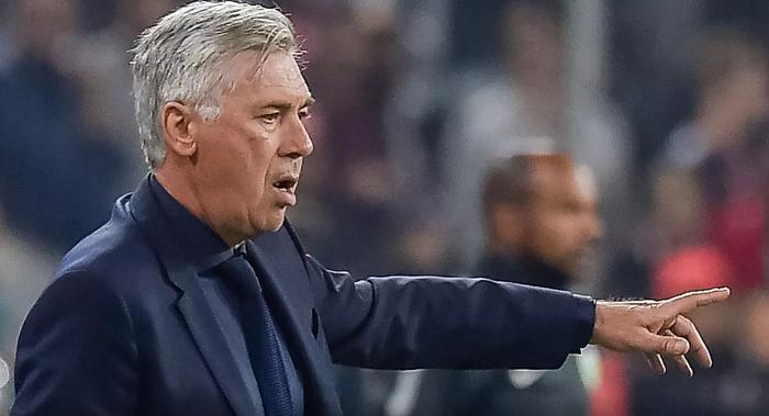 安切洛蒂:拜仁表现不佳,对阵巴黎时必须拿出不同的表现