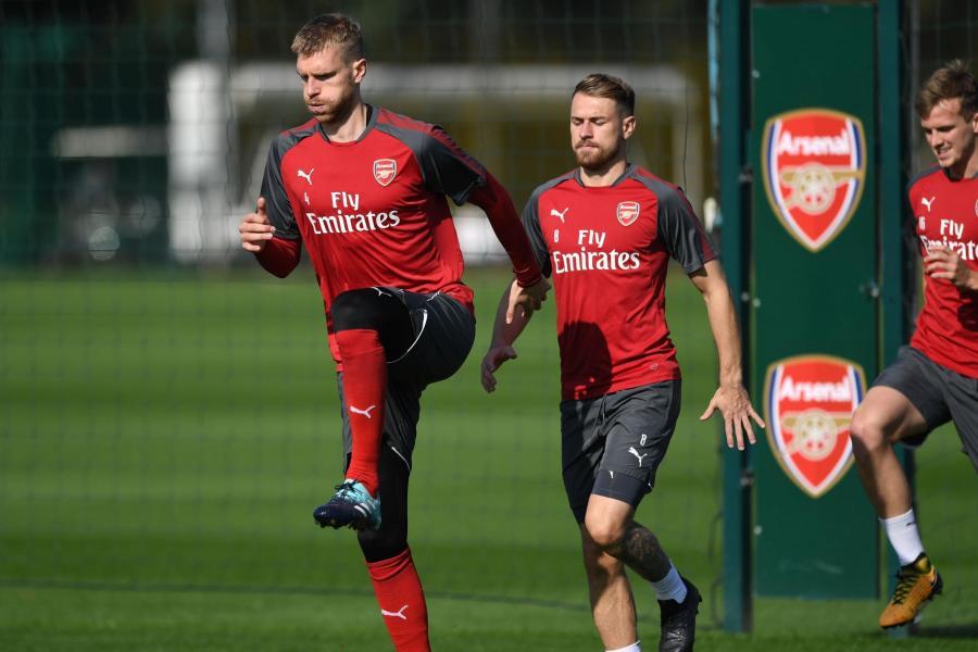 温格:拉姆塞足够成熟且有能力成为阿森纳的队长