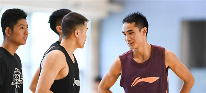 张骋宇:强度投篮测试偶然性强,因抽选准备不足