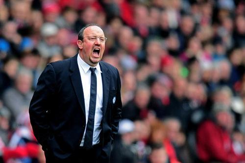 贝尼特斯:我和利物浦球迷关系依旧很好