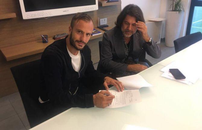 吉拉迪诺:加盟意乙联赛并非生涯倒退