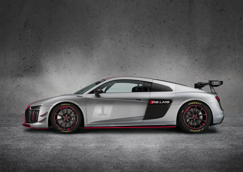 奥迪R8杯赛推GT4组别,赛车售价19万欧元