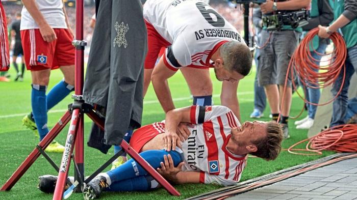 接受专家治疗,汉堡边锋穆勒将前往科隆恢复