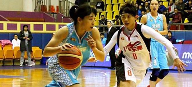 山东女篮引进台湾后卫杨雅惠