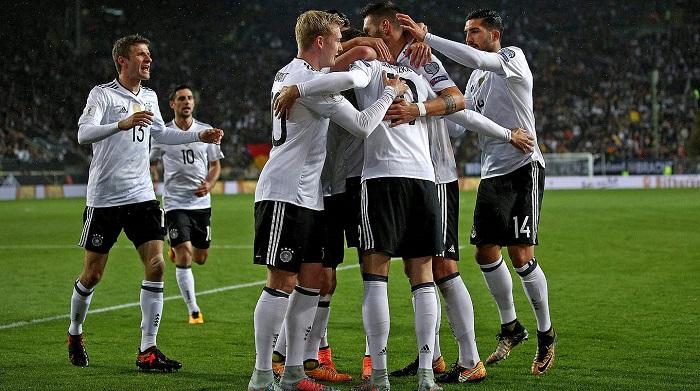 33场不败,德国队延续世预赛不败纪录