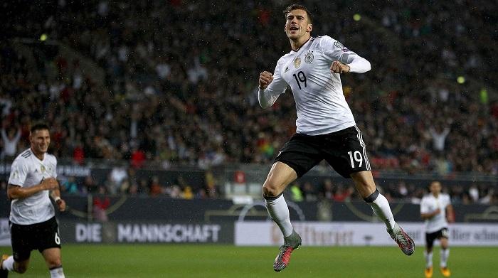 戈雷茨卡:德国队的世预赛很成功,每场比赛都能进两三球