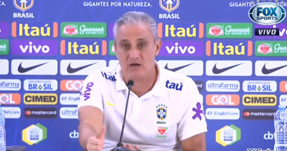蒂特:无论个人还是团队,巴西和智利都是南美最好的球队