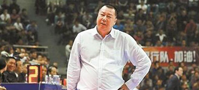 吴庆龙:磨合队伍是深圳队目前的重要任务