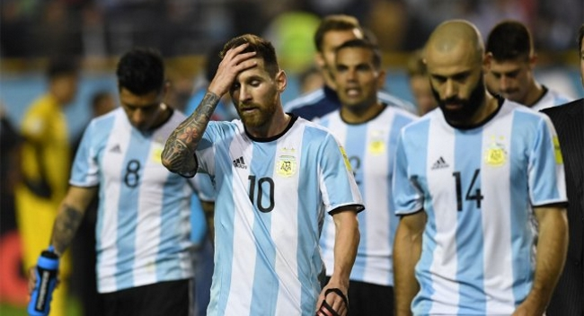 若无缘世界杯,阿根廷将面临至少2000万美元损失