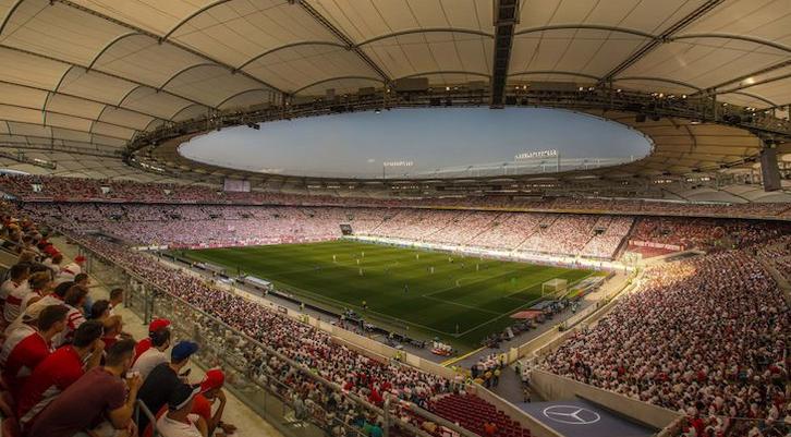 重回德甲球市火爆,斯图加特下月中旬战多特门票已售罄