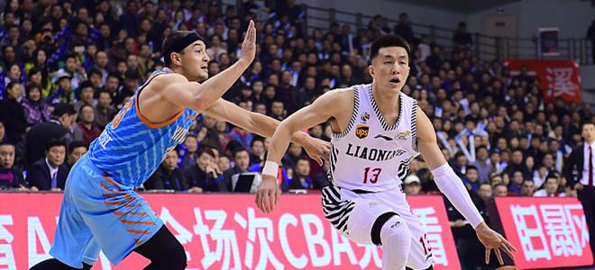 常规赛赛程调整:辽宁次轮将在主场迎战新疆