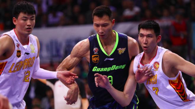 新赛季CBA揭幕战更改:广东将在主场对阵深圳