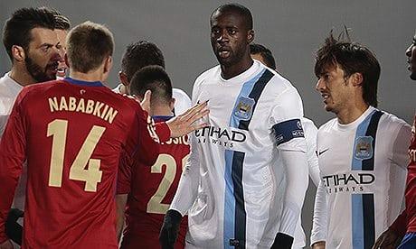 亚亚-图雷:望明年世界杯反种族歧视能落到实处