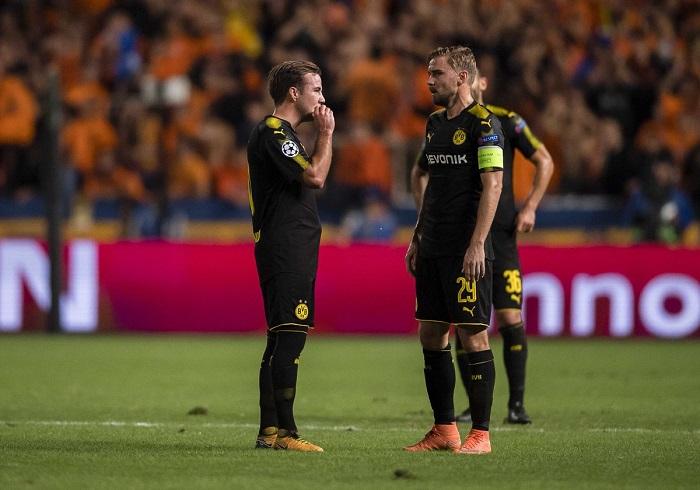 多特边卫施梅尔策:失望比赛结果,球队失去了耐心