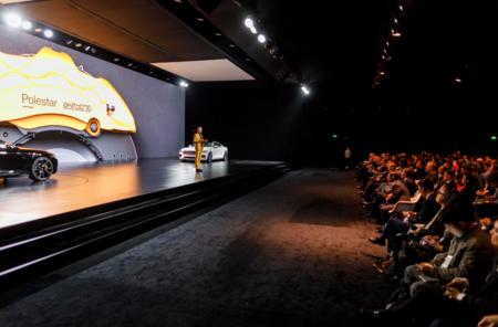 沃尔沃发布高性能品牌Polestar,瞄准未来电动GT市场